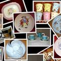 Les porcelaines de Nanou