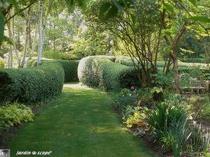 Le Jardin d'atmosphère du Petit~Bordeaux