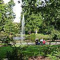 Balade à nantes (1) le jardin botanique
