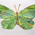 Papillons de papiers