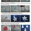Des étoiles pour noël -coin des enfants