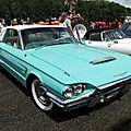 Ford thunderbird landau hardtop coupe-1965
