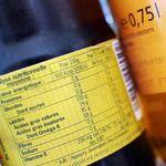 étiquettes huiles