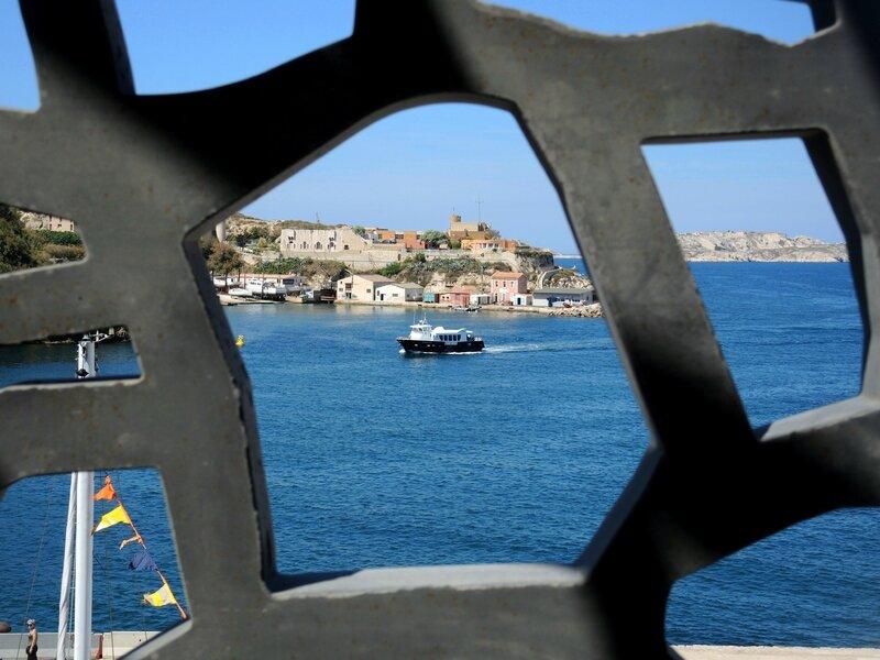 Marseille, le Mucem, vue sur mer 2 (13)