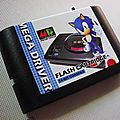 Mega drive : mega driver flash cart