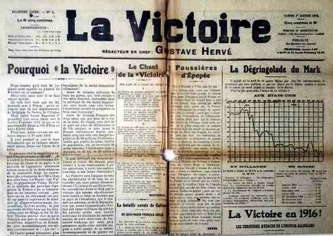La Victoire 1 N°