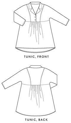 Liesl + Co - Late Lunch Tunic