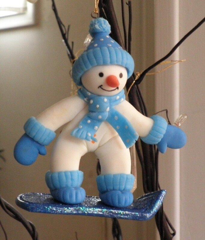 bonhomme de neige ghislaine