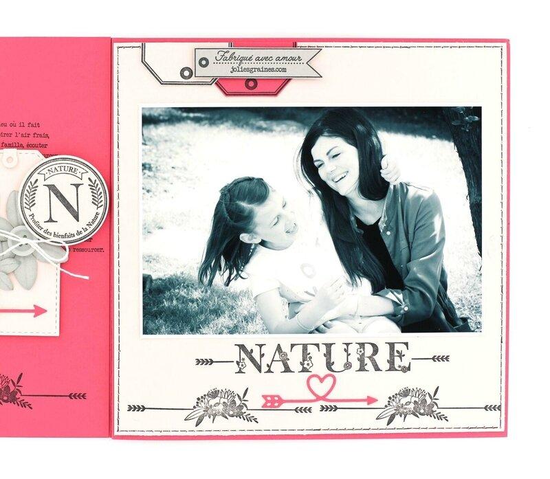 Coll Steff La vie est belle Florilèges Design2