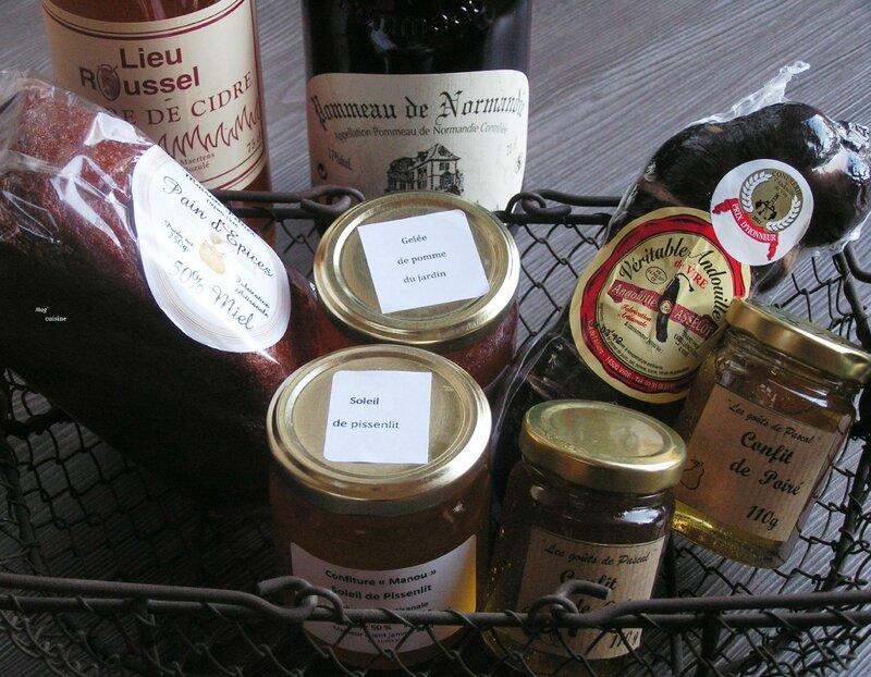 produits Made in Calvados (2)