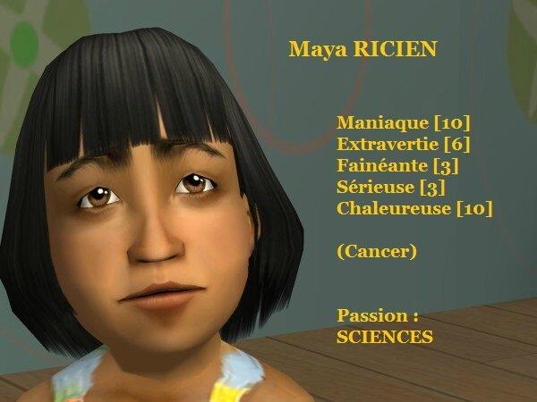Maya RICIEN