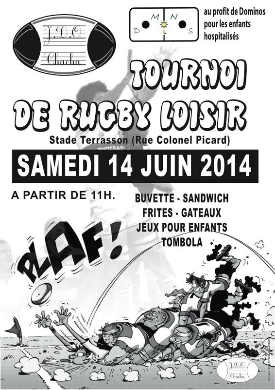 14 juin rugby