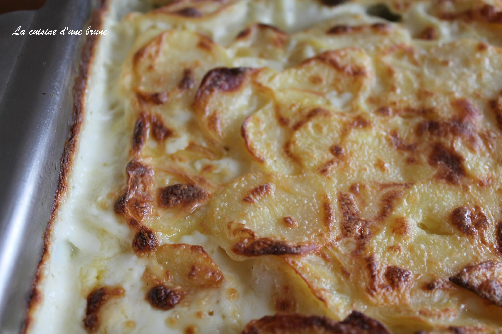 delicieux gratin dauphinois