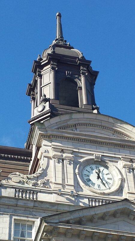 2015 11 07 (39) - balade dans le Vieux Montréal - Hôtel de ville