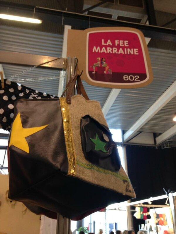 2016 - septembre - 22 au 25 - Stand La Fée Marraine au salon Créativa de Rouen - Photos prises par Anne-Sophie (4)