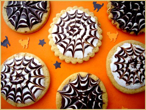 tous les biscuits dhalloween
