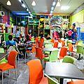 La plaine de jeux indoor : succès garantit auprès des kids !
