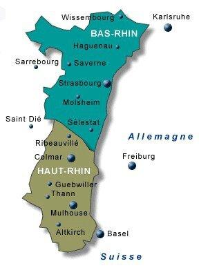 Réunion amicale et d'information de la section Alsace...