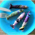 les sardines sont cuites