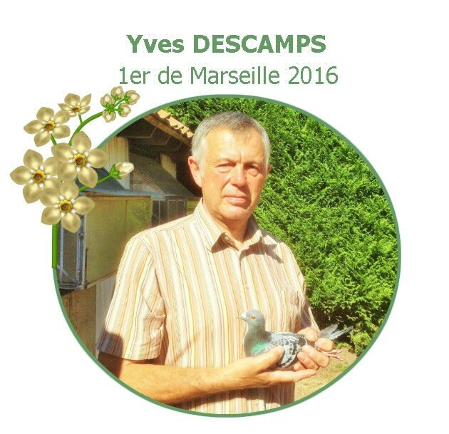 Yves Descamps 1er de Marseille