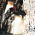 Miles Davis - 1981 - The man with the horn (CBS)