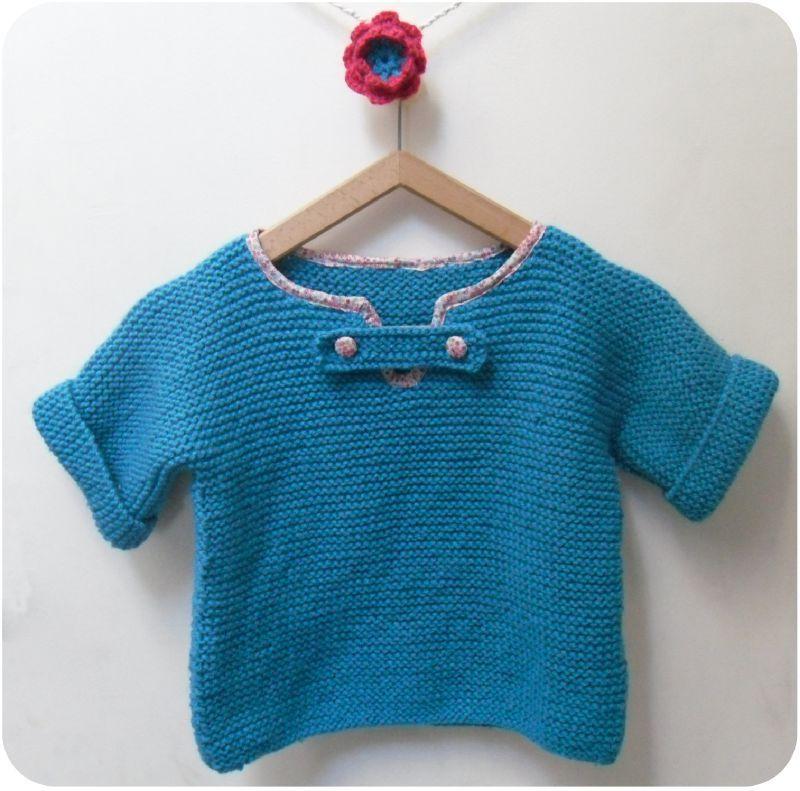 tricot mariniere