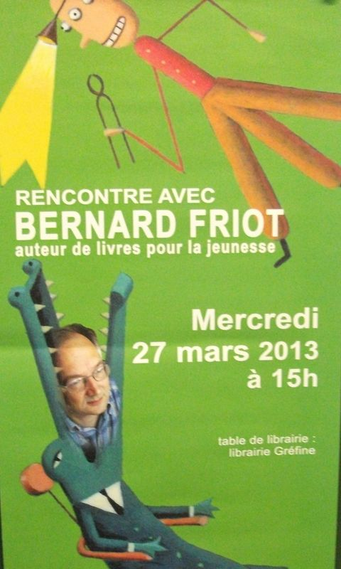 Rencontre b friot