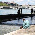 Quais du Rhône - Lyon - Juillet 2007
