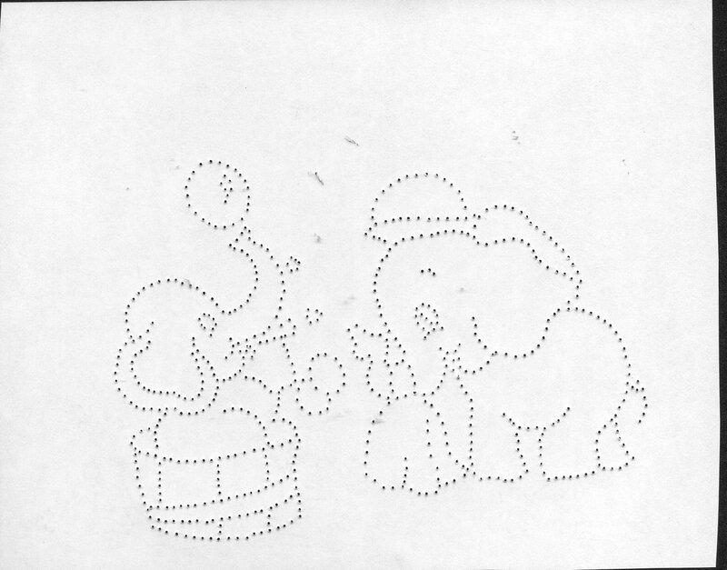 éléphante et éléphanteau
