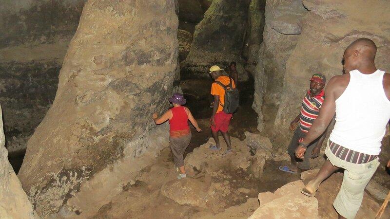 grotte de Sibeya