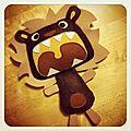 Nouveau doudou lion !