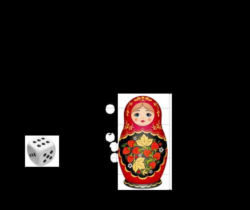 image règle du jeu puzzle matriochka