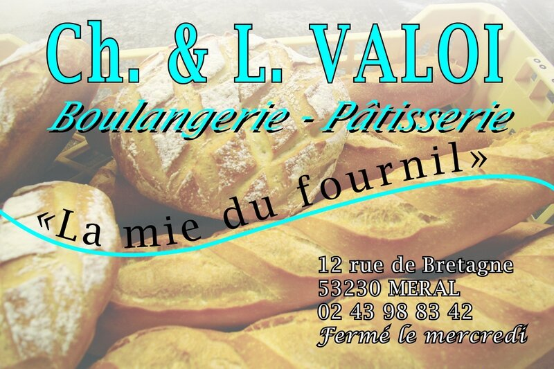 Boulangerie Méral
