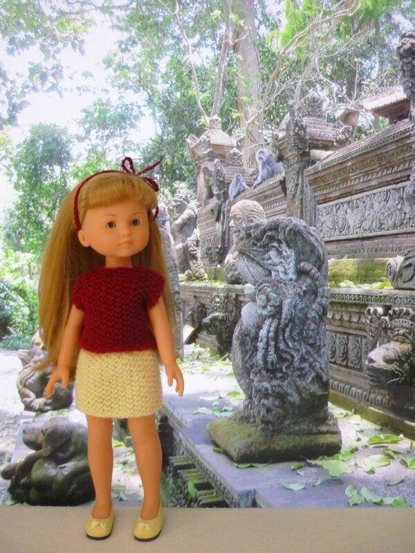 Ubud le sanctuaire des singes (4)