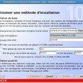 Oracle entreprise 10g sous etch