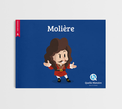 Moliere-Face