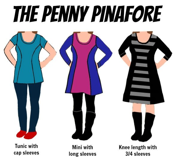 Kitschy Coo - The Penny Pinafore j