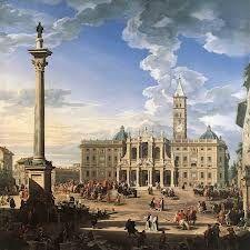 Rome Monti Esquilino Sainte Marie Majeure