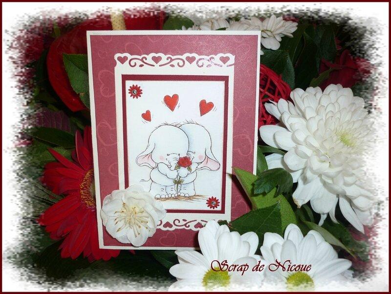 Eléphants amoureux 3