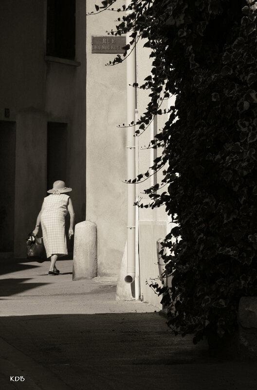 Entrer dans l'ombre