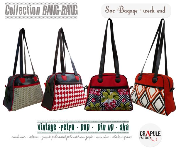 collection bang bang 4sacpetit