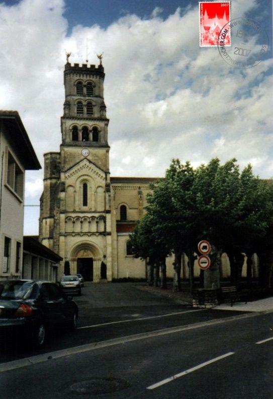 Basilique Notre Dame de Buglose