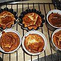 Soufflé de saumon aneth
