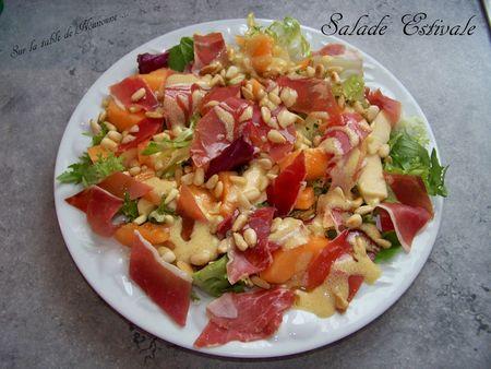 Salade estivale 1