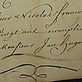 Pitot Marie Anne & Hugon_Mariage 1743_St Malo