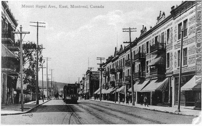 rue Mont-Royal Marquette
