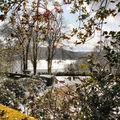 Lac de Vassivière mars 2008