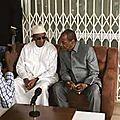 Guinée : condoléances du chef de l' etat
