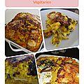 Lasagnes au potiron et chèvre frais