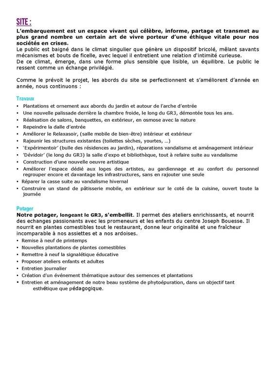 l'embarquement PROJETS ET OBJECTIFS 2014_Page_5